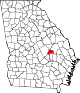 80px-Map_of_Georgia_highlighting_Treutlen_County.svg