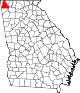 80px-Map_of_Georgia_highlighting_Walker_County.svg