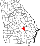 80px-Map_of_Georgia_highlighting_Wheeler_County.svg