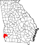 80px-Map_of_Georgia_highlighting_Early_County.svg