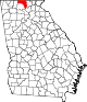 80px-Map_of_Georgia_highlighting_Fannin_County.svg